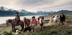 Credit: Jimmy Nelson Gauchos, Argentina: the Argentinian pampas – rolling terrains of grasses, flowers and herbs – are the . Vanuatu, Patagonia, People Around The World, Around The Worlds, Papua Nova Guiné, Martin Schoeller, Jimmy Nelson, Equador, Nepal