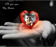 i`ll give you my heart