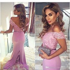2016 Light Purple Off Shoulder Bridesmaid Dresses For Wedding Lace Beaded Mermaid Formal Party Gowns Custom Made Buttons Maid 2016 Bridesmaid Dress Formal Bridal Dress Gown Custom Made Dress Online with $166.0/Piece on Yahuifang2016's Store | DHgate.com