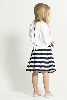 anna top & hale skirt