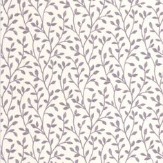 Superfresco Bohemia Purple Vinyl Textured Floral Wallpaper