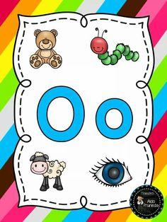 Vocales Toddler Worksheets, Teaching The Alphabet, Pre School, Montessori, Homeschool, Clip Art, Classroom, Lettering, Activities