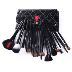 $27.99 USD [grxjy5140008]22 pcs Makeup Comestic Brushes Set Kit with
