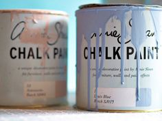 Bring On The Chalk Paint… An Annie Sloan Workshop at Love Handmade Upcycling Ideas, Annie Sloan Chalk Paint, Workshop, Handmade, Blue, Decor, Atelier, Hand Made