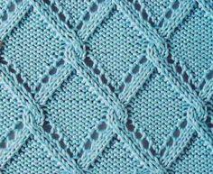 Lace Knitting Charts ⋆ Page 4 of 7 ⋆ Knitting Bee free knitting patterns) Lace Knitting Stitches, Lace Knitting Patterns, Cable Knitting, Knitting Charts, Lace Patterns, Knitting Designs, Stitch Patterns, Free Knitting, Knitting Tutorials
