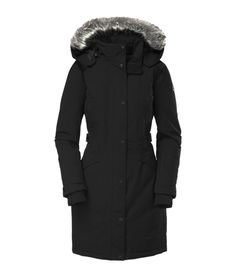 The North Face Women's Jackets TREMAYA PARKA