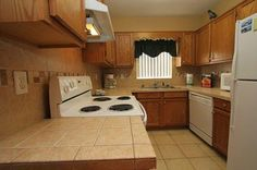 Condo 244-Beautifully done kitchen. #RPMCondos #WhisperingPines #PigeonForge #GSMNP #Vacation