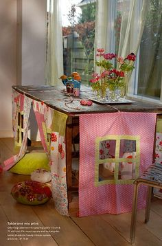 under the table play house plus lots more inspiring creations x