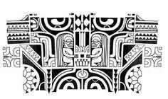 marquesan tattoo - Cerca con Google #polynesiantattoosarmband #marquesantattoosymbols