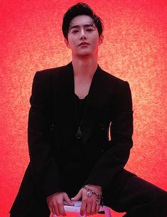 shine like the stars Kpop Exo, Suho Exo, High Cut Korea, Kim Joon Myeon, Exo 12, Exo Album, Exo Official, Wu Yi Fan, Xiu Min