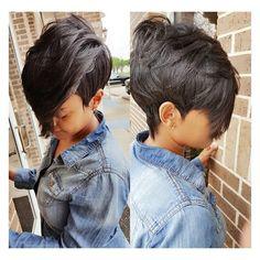 #Kurze Haar Frisuren Short Stacked Haarschnitte 2018 #Short #Stacked #Haarschnitte #2018
