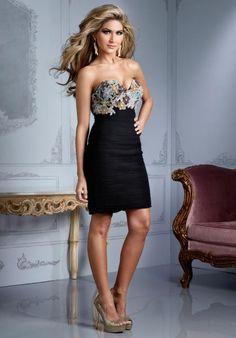 Terani Evenings Dress C2024 at Peaches Boutique