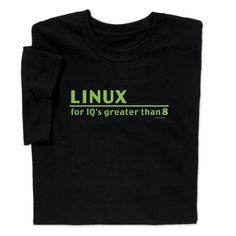 Linux IQ T-Shirt
