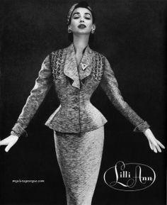 Lilli Ann 1955 - Dorian Leigh
