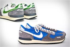 Return of a classic... the Nike Air Vortex originally launched back in 1985, they were a huge hit with runners in the 80s.