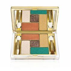 Bronze Goddess Palette Pure Color d'Estée Lauder http://www.vogue.fr/beaute/shopping/diaporama/palettes-make-up-yeux-couleurs/12487/image/741423#bronze-goddess-palette-pure-color-d-estee-lauder