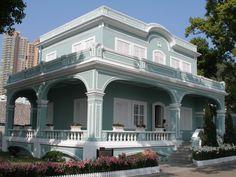 Taipa House Museum, Macau