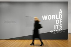 A World Of Its Own - The Department of Advertising and Graphic Design