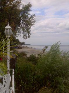 From Crescent Beach. Lake Ontario. Greece. Rochester, New York.