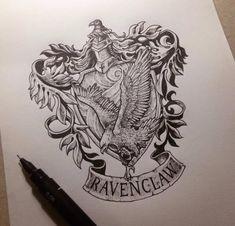 Harry potter art from twitter