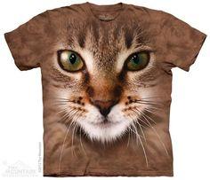 STRIPED CAT FACE