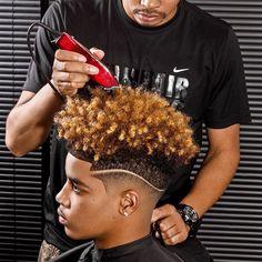 Haircut by team_hairbenders http://ift.tt/1Y66A8B