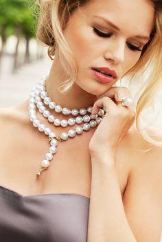 Jewellery: Gellner Pearls   Mermaid - GF Luxury