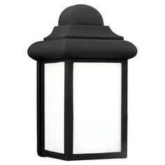 Sea Gull Lighting Mullberry Hill 898891S Outdoor Wall Lantern - 898891S-1