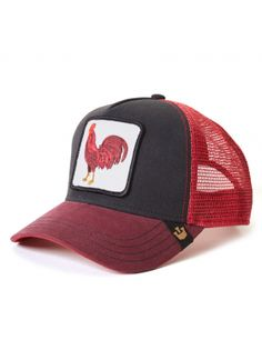 Goorin Bros. Barnyard King Trucker cap - Black King Hat 35953a520be