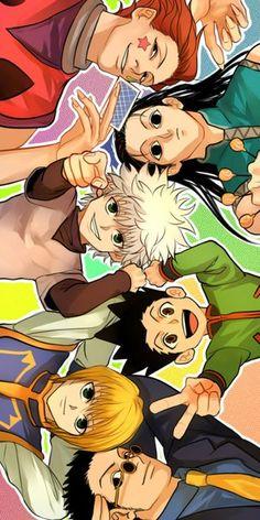 Hunter x Hunter | HXH | Gon | Freecss | Killua | Illumi | Zoldyck | Hisoka | Morou | Kurapika | Leorio | Anime