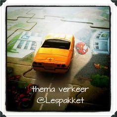 thema verkeer - Lespakket