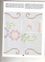 ponto reto - toalhabordado bargello o florentino ile ilgili görsel sonucu Drawn Thread, Thread Work, Palacio Bargello, Tatting, Needlework, Elsa, Cross Stitch, Bullet Journal, Kids Rugs