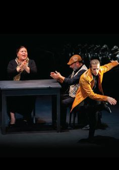 The Michael Schimmel Center for the Arts presents Israel Galvan: La Curva from $18.90 | NYC