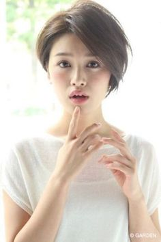 Image result for pixie haircut asian hair