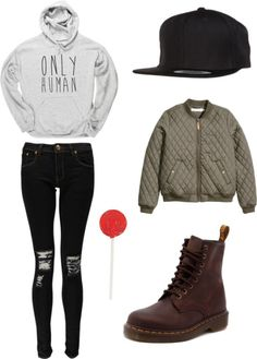 "Outfit inspired by: Rap Monster in BTS's ""I Need U"" MV"