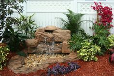 diy water fountains outdoor - Bing Images
