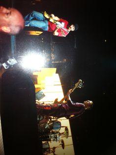 U2 boston pictures | Elevation Boston June 8-9, 2001 Fleet Center