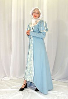 Belle-A Christmas Carol Costume Rental | Theater Costume Rentals