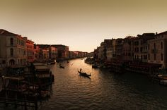 Photograph Venice (When the sun's gone down) by Pete Halewood on 500px