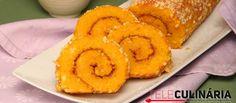 Receita de Torta de cenouras com amêndoa. Descubra como cozinhar Torta de cenouras com amêndoa de maneira prática e deliciosa com a Teleculinária!