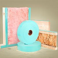 Stud & Joint Isolation Gasket Tape | Sound Isolation Company