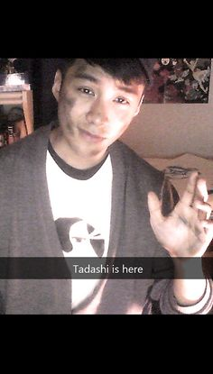 YES! YES! I KNEW IT! WE ALL KNEW IT! TADASHI'S ALIVE!!!!!