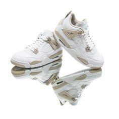 outlet store sale 7ab35 643f9 Air Jordan 4 GS Linen  sneakers  sneakernews  StreetStyle  Kicks  adidas