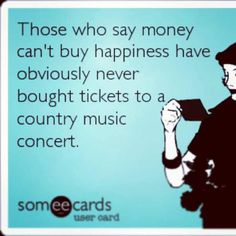 Lol country concert aka taylor swift!...whoever wrote taylor swift should be smacked, she isn't country