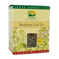 raspberry leaf tea - cotswold