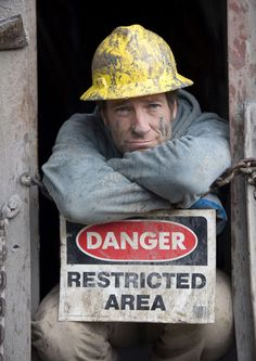 Mike Rowe awe what a cutie!