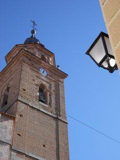 SAN MARTÍN DE PUSA (TOLEDO). Iglesia de San Martín Obispo.
