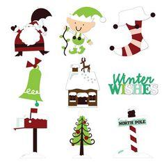 Cricut® Lite Jolly Holidays Cartridge