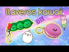 DIY llaveros kawaii de foamy - Ingenio KD