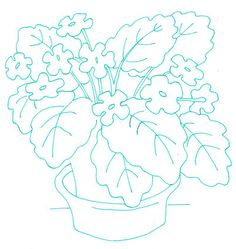 Planter #1 by cntrythreads, via Flickr